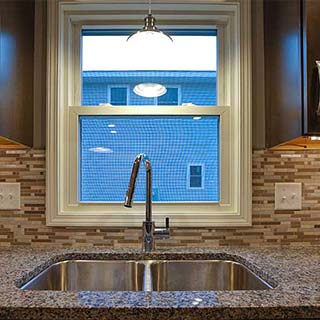 Kitchen Remodel With Window in Findlay, OH  - Couchot Homes, Inc.