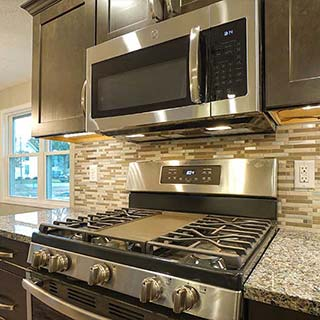 Kitchen in Findlay, OH  - Couchot Homes, Inc.