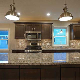Kitchen Flip in Findlay, OH  - Couchot Homes, Inc.