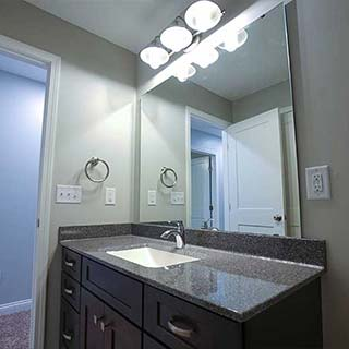 Bathroom in Findlay, OH  - Couchot Homes, Inc.